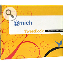 Yellow TweetBook