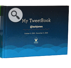 Cloud TweetBook