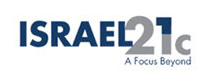 Israel21c Logo - Article about printing tweetbook